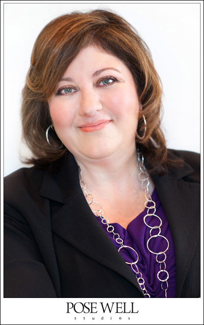 Jacksonville City Council candidate Michelle Tappouni headshot by Agnes Lopez for POSE WELL Studios