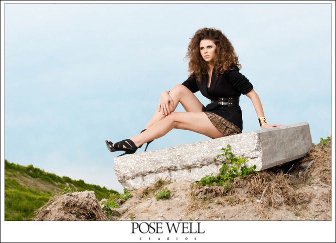 Chelsea by Agnes Lopez for POSE WELL Studios