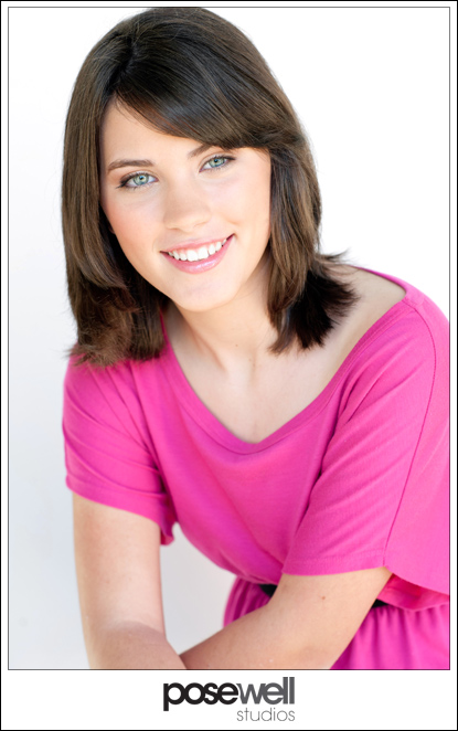 Actor headshot for Kate P by Agnes Lopez for POSE WELL Studios - image 1 of 2