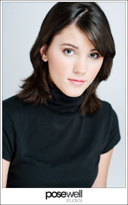 Actor headshot for Kate P by Agnes Lopez for POSE WELL Studios - image 2 of 2