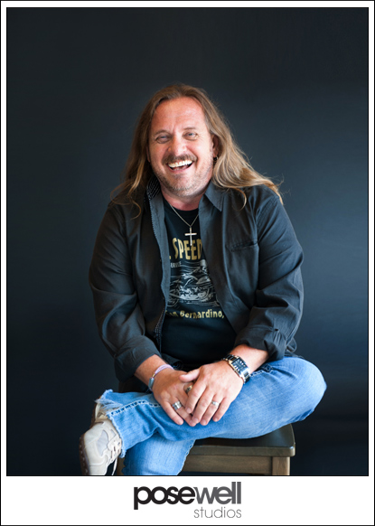 Portrait of Johnny Van Zant