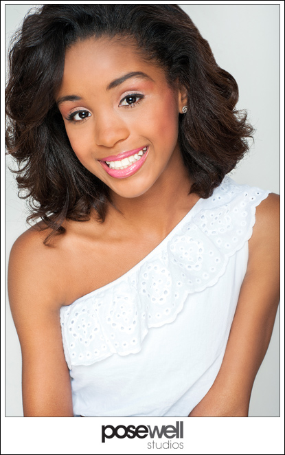 Pageant Headshot for Kaila - image 2 of 2 by Agnes Lopez for POSE WELL Studios