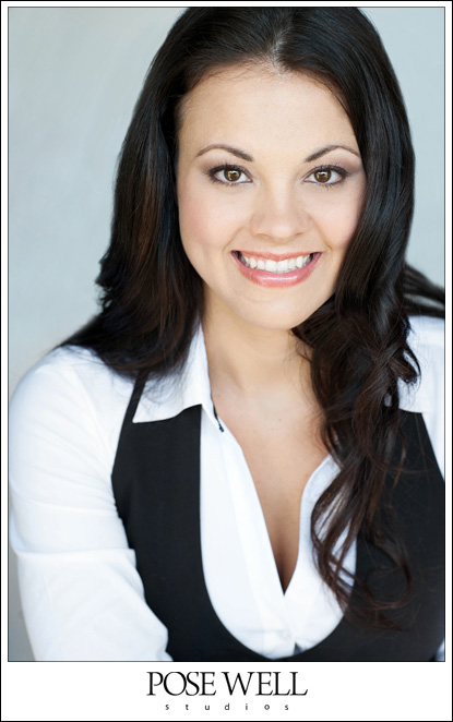 Headshot for Liane by Agnes Lopez for POSE WELL Studios - Image 1