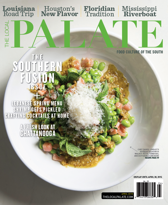 The Local Palate - April 2015 issue