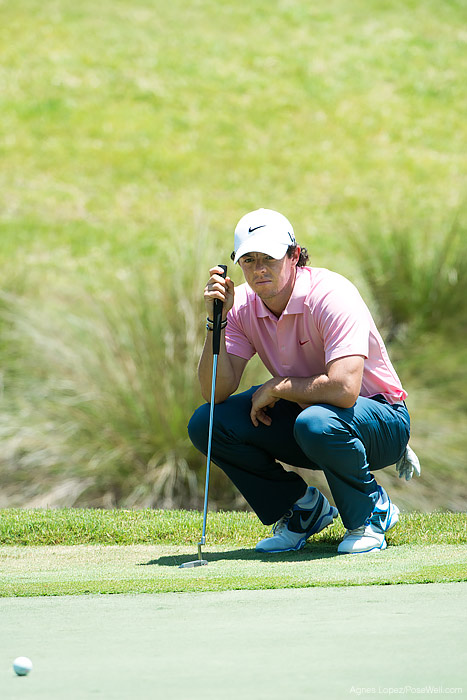 US Open Champion Rory McIlroy at TPC Sawgrass from THE PLAYERS 2013 by Agnes Lopez