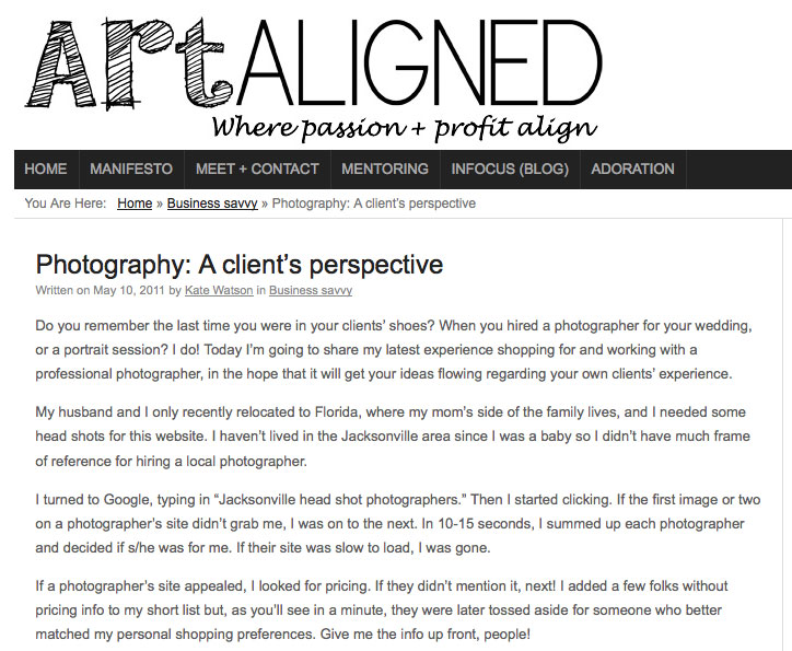 Art Aligned Review of headshots by Pose Well Studios