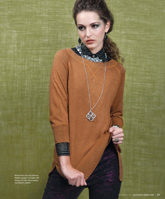 Heavy metal jewelry editorial for jacksonville magazine for Beards jewelry jacksonville fl