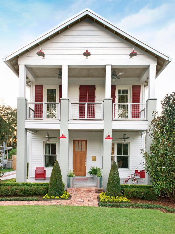 HGTV Magazine - Copy the Curb Appeal Editorial - Orlando - photos by Agnes Lopez
